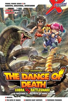 X-Venture Primal Power: The Dance of Death Cobra Vs Rattlesnake