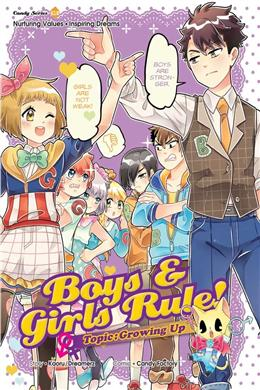Boys & Girls Rule!: Growing Up (G18) (Learn More)