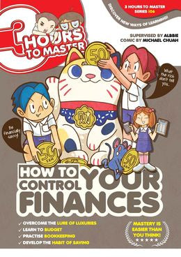 3 Hours to Master Series i06: How to Control Your Finance
