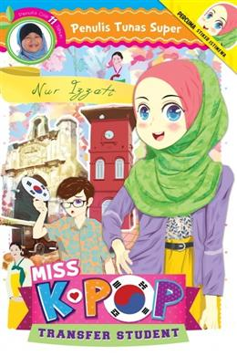 Tunas Super: Miss K-Pop-Transfer Student