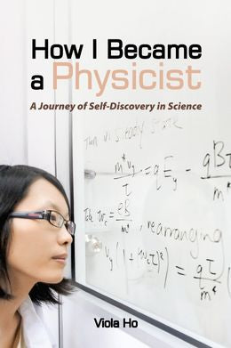 How I Became a Physicist: A Journey of Self-Discovery in Science