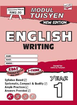 Modul Tuisyen English Writing Year 1