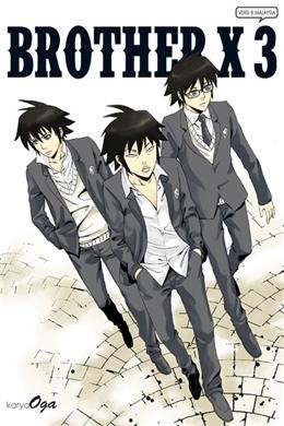 Brother X 3 Vol 1