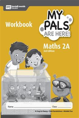 My Pals Are Here! Maths 2A Workbook 3rd Edition