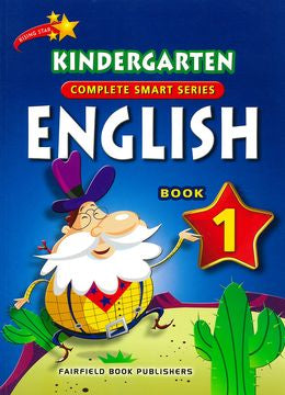 Kindergarten English Book 1