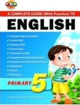 Primary 5 English A Complete Guide With Practice