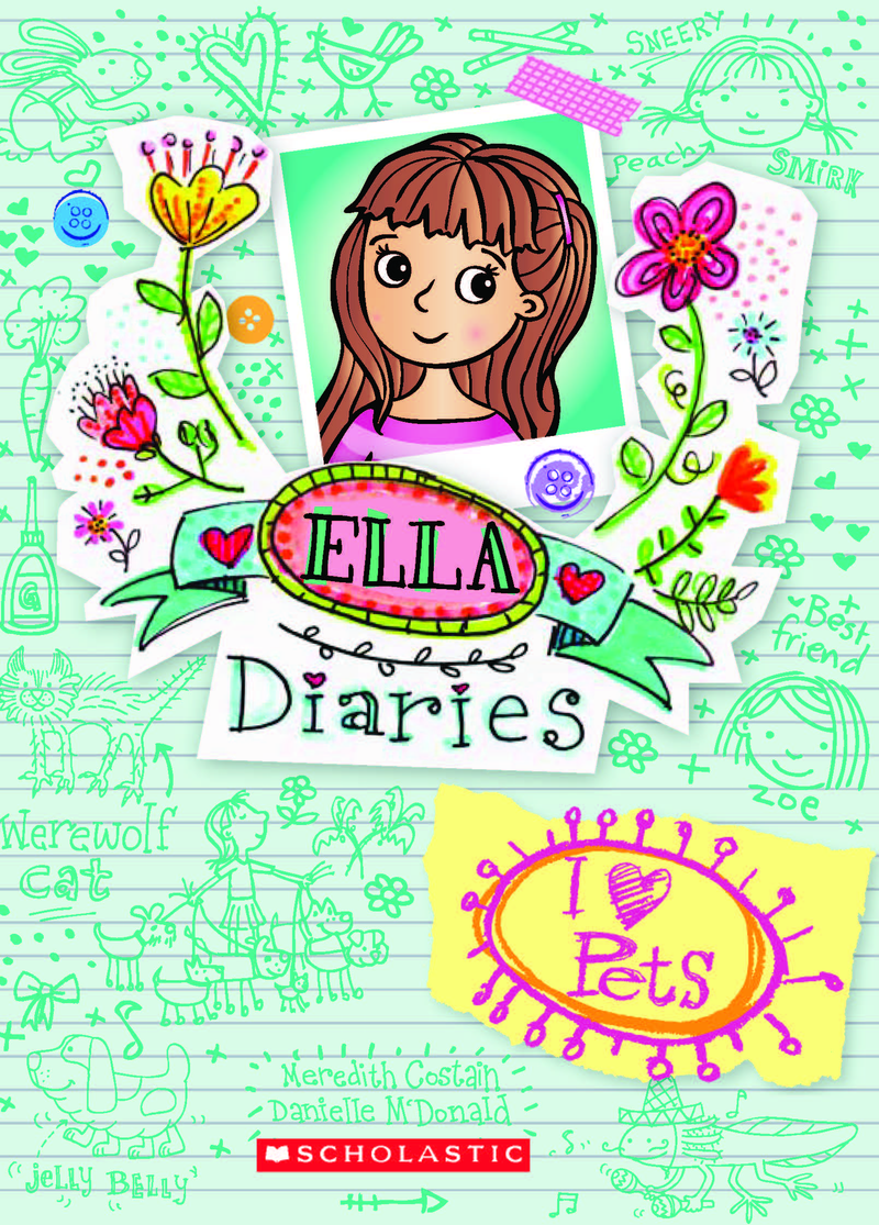 I Heart Pet (Ella Diaries 3)