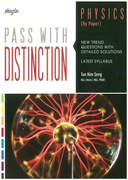Pass With Distinction Physics (By Paper)