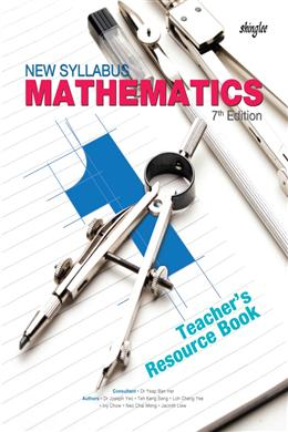 NEW SYLLABUS MATHEMATICS TEACHER`S RESOURCE BOOK 1 7TH ED