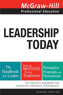 McGraw-Hill Professional Education (MHPE): Leadership Today