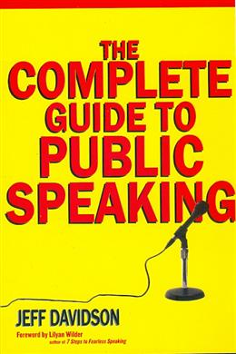 The Completed Guide to Public Speaking