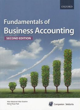 Fundamentals of Business Accounting, 2E