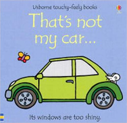 THAT`S NOT MY CAR