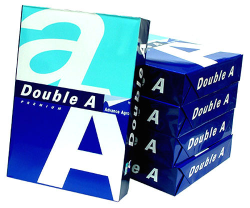 Double A 80 gsm A4 500 Sheets (BEST BUY)