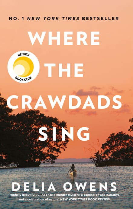 Where the Crawdads Sing (Reese's Book Club Sept 2018)