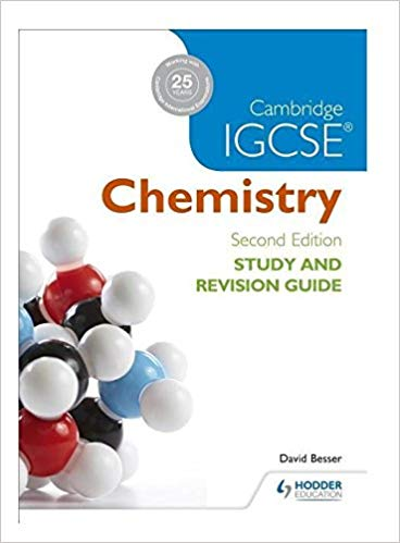 Cambridge Igcse Chemistry Study And Revision Guide 2 Ed