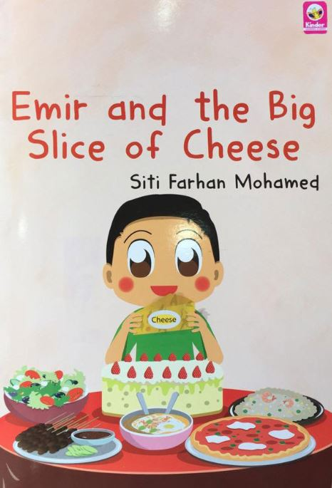 Emir and the Big Slice of Cheese