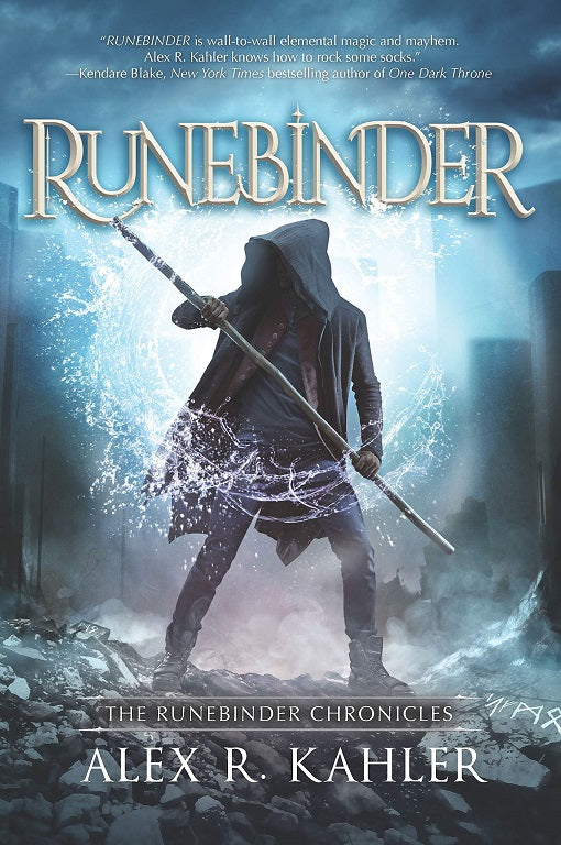 Runebinder (The Runebinder Chronicles)