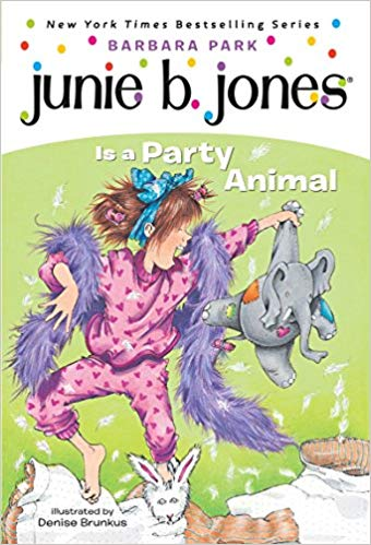 Junie B Jones 10 Jinue B Jones Is A Party Animal