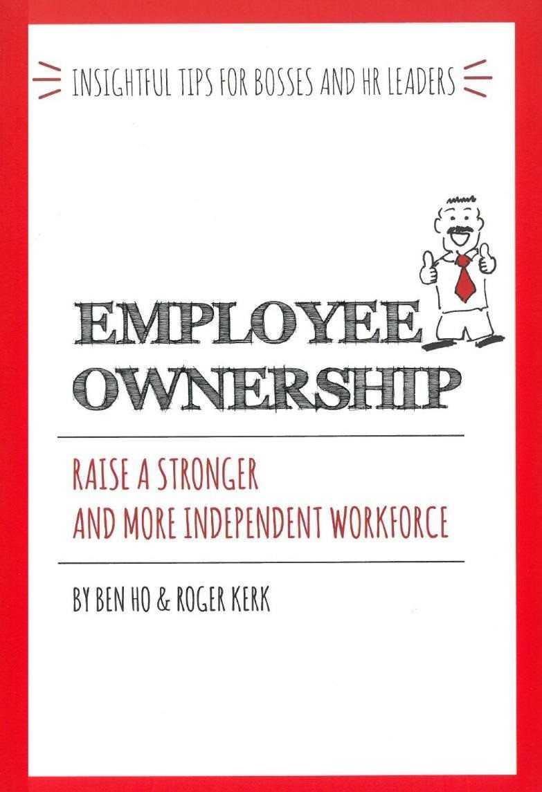 Employee Ownership: Raise a Stronger and More Independent Workforce