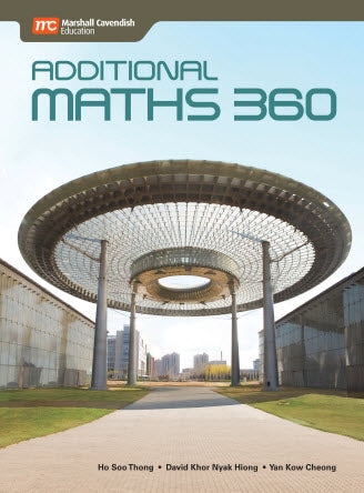 Additional Maths 360 Textbook (With Print & E-Book Bundle)