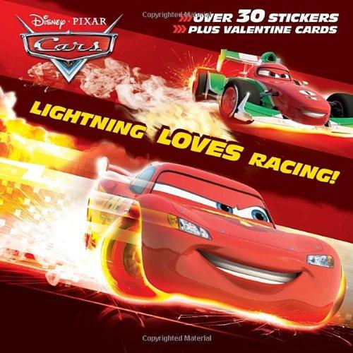 Disney Cars: Lightning Loves Racing!