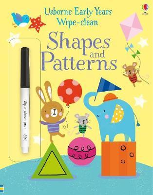 Early Years Wipe-clean: Shapes & Patterns