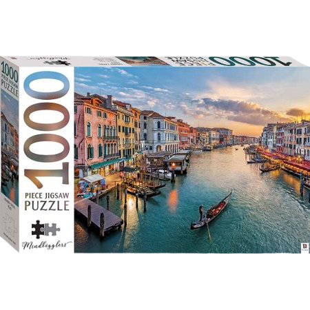 1000 Piece Jigsaw Puzzle Grand Canal Italy