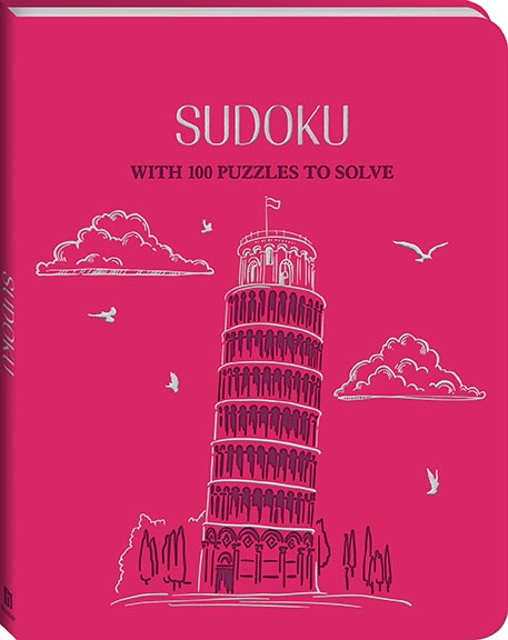 Deluxe Faux Leather Puzzles: Sudoku