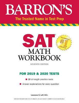 Barron's SAT Math Workbook 4 Ed