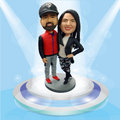 Custom Bobbleheads For Couples - Unique Anniversary Gift Ideas