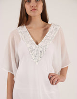 White-Chiffon-Kaftan-with-Bling-AC229