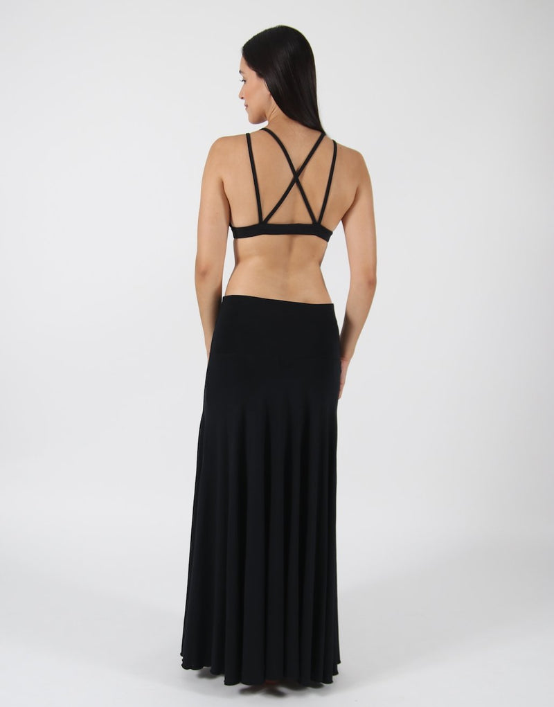 Black-Maxi-Skirt-AC054