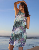 Tropical-Leaf-Swing-Dress-AC297