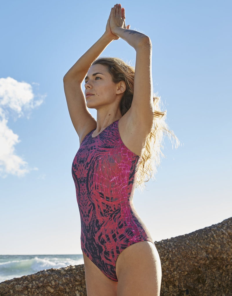 Alligator-Leotard-(Also-a-Swim-Suit)-LS303
