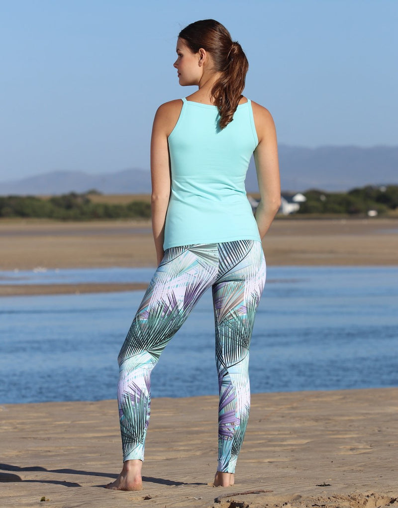 Tropical-Leaf-Second-Skin-Leggings--PL425