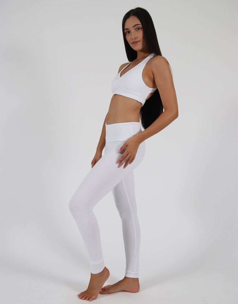White-High-Rise-Leggings---Extra-long-(Cotton-Rich)-PL126