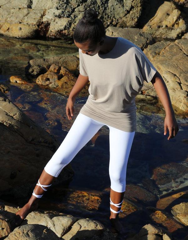White-3/4-Leggings-with-Thin-Ties-PT256
