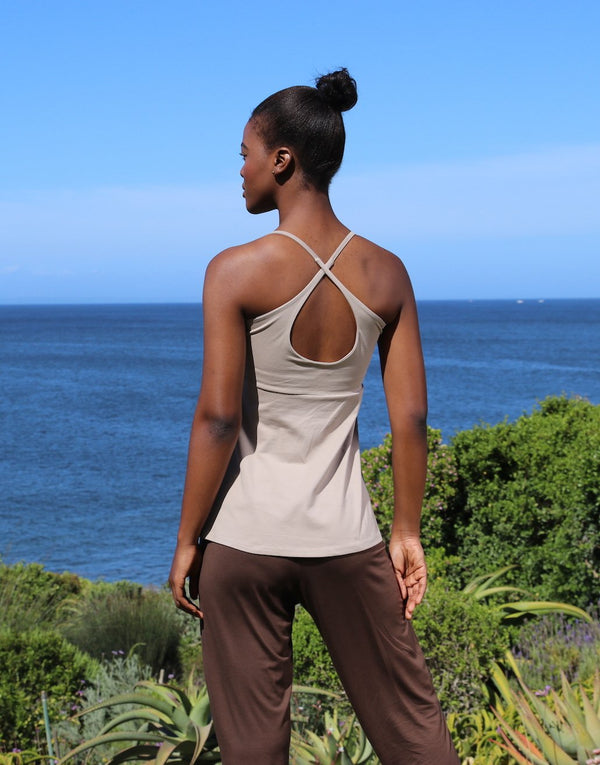 Mocca-Loose-X-Back-Support-Vest-(Cotton-Rich)-TS456