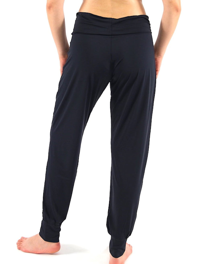 Black-Wide-Band-Harem-Pants-PL447