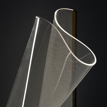 Acrylic Floor Lamp