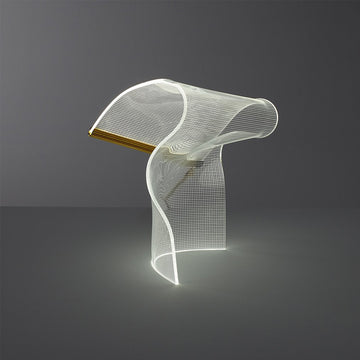 Acrylic Table Lamp