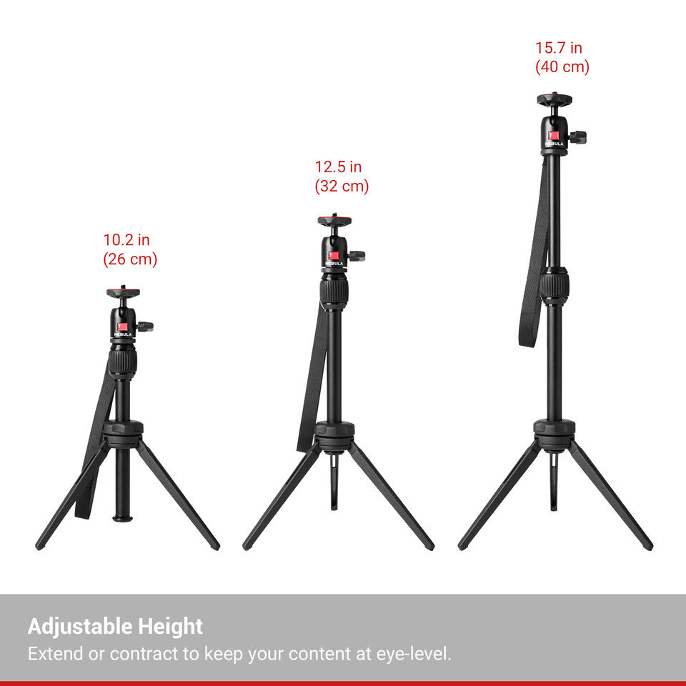 Adjustable Tripod for Capsule