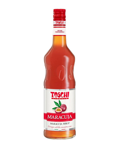 TOSCHI SZIRUP MARACUJA (PASSION FRUIT) 1000ml