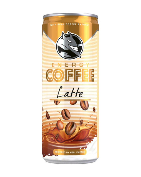 HELL COFFEE LATTE 250ml