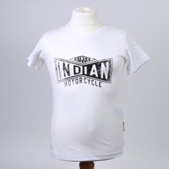 Indian Mirror Kids T-Shirt - Saltire Motorcycles