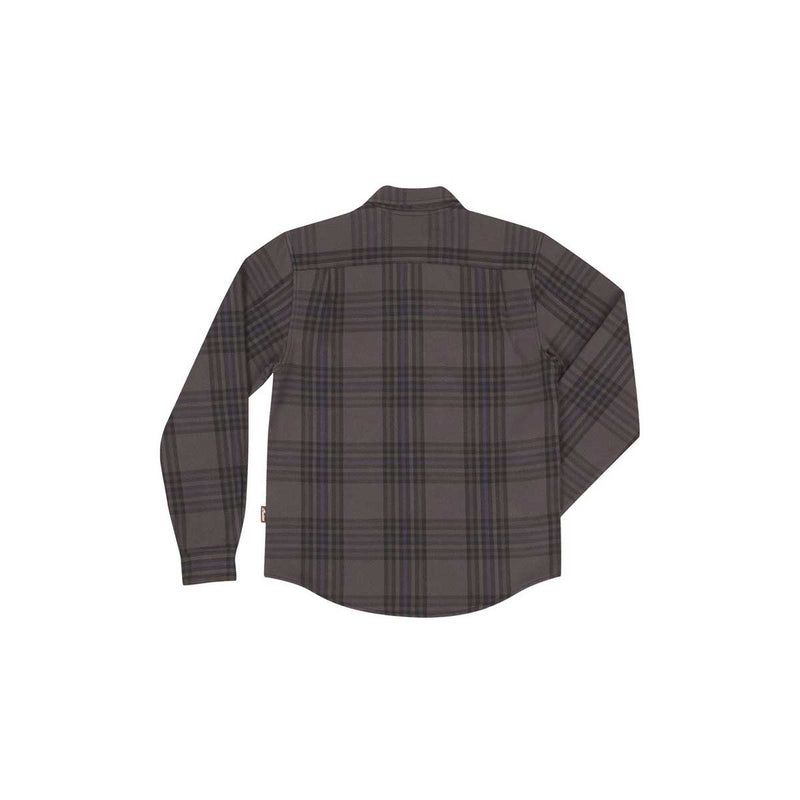 Indian Grey Plaid shirt - Saltire Motorcycles