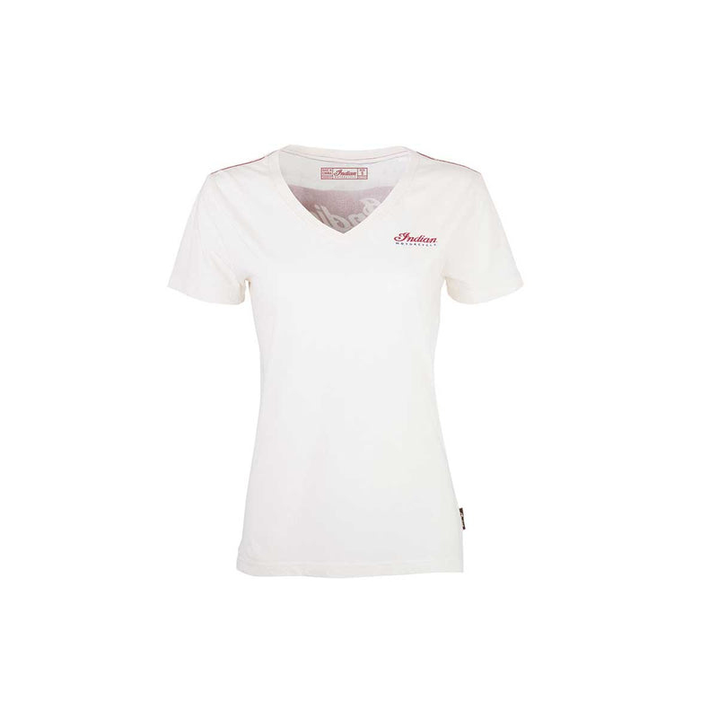 Indian Ladies 1200 Ecru T-Shirt