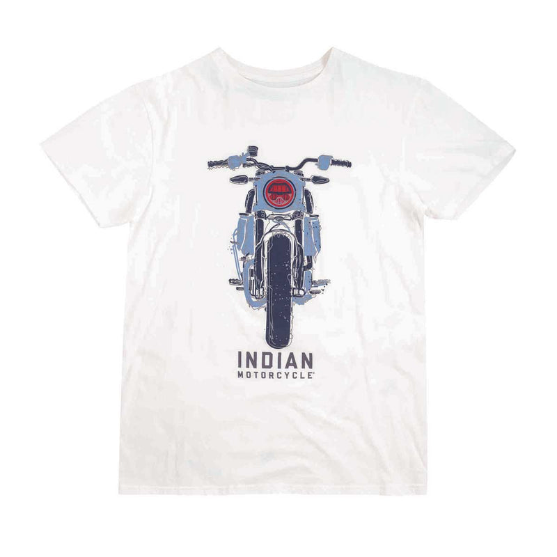 Indian FTR Front T-Shirt - Saltire Motorcycles