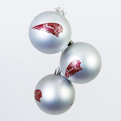 Indian Xmas Baubles - Set of 6 - Saltire Motorcycles